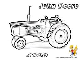 top 73 tractor coloring pages free coloring page