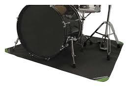 on stage dma drumfire non slip drum mat 6x4 foot