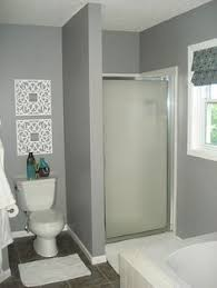 Gray Bathroom Paint Bathroom Before And After Grey Bathrooms Gray And House