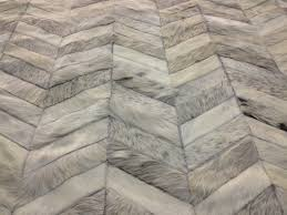 White And Gray Rugs Barracas Gray White Brindle Custom Cowhide Patchwork Rug