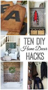 how to do home decoration 10 do it yourself home decor hacks home stories a to z