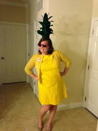 another crafty day diy halloween costume epic pineapple costume
