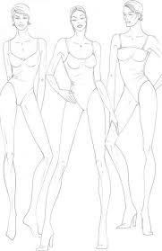 best 25 fashion figure drawing ideas on pinterest fashion