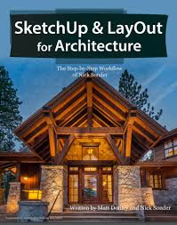 layout sketchup book review sketchup and layout for architecture daniel tal