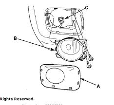 2010 honda pilot service manual 2010 honda pilot fog light kit service and repair manual