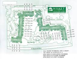 hyatt residence club resorts layout of the resort