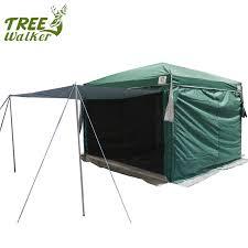 canap駸 ligne roset tree walker 3x3米炊事帳客廳帳用側邊圍布 綠色二合一雙層圍布 146031