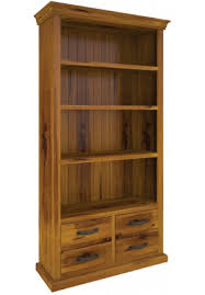 Timber Bookshelf Bookcases Timber Lounge U0026 Living Timber And Bedding At The