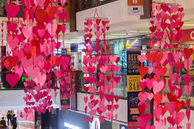 valentine u0027s day décor at select citywalk eventalyare