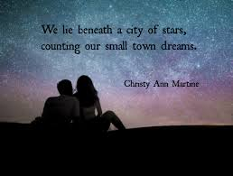 romantic quotes romantic quotes about dreamers dreams dreaming small town