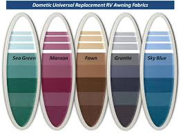 Dometic Awning Fabric Colors Web Specials Rv Supply Center Hesperia Ca