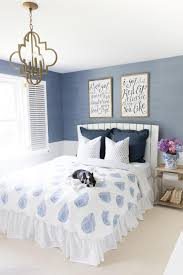 Blue And White Bedrooms My Five Favorite