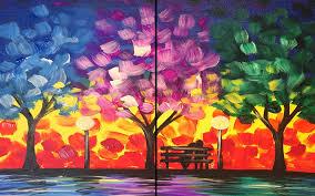 paint and sip in st louis park st louis park pinot u0027s palette