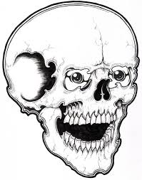 Halloween Pictures Printable Free Printable Skull Coloring Pages For Kids