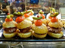 canape madrid mercado de san miguel market in madrid
