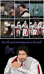 Ezio Memes - assassin humor ezio doesn t like the french and for good reason