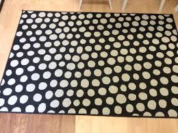 ikea black and white rug australia creative rugs decoration