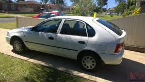 1999 Corolla Hatchback Corolla Csi Seca 1999 5d Liftback 5 Sp Manual 1 6l Electronic F