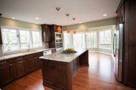big beauty in the woods of bailey hobson river oak cabinetry