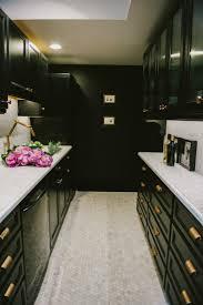 modern galley kitchens modern galley kitchen qr4 us