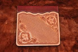 custom leather photo album e m saddlery products