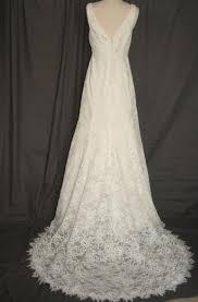 wedding dress j crew j crew j crew lace gown size 4 ivory wedding dress on tradesy
