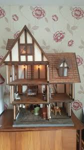 Free Miniature House Plans House by 470 1 Free Tudor Dolls House Plans Dollhouses For Sale Advertised