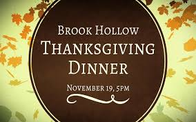 brook hollow baptist church nashville tn bhbc thanksgiving dinner