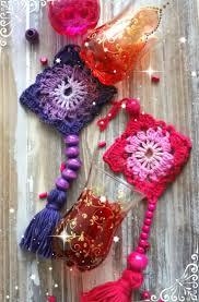 Beautiful Purple Motifs Top 10 Fun U0026 Free Crocheted Motif Patterns Top Inspired