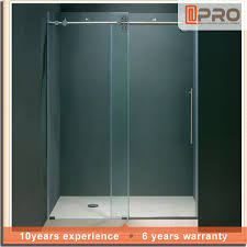 frameless glass shower door frameless glass shower door suppliers