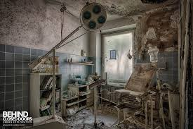 dr anna u0027s house and medical surgery germany urbex behind
