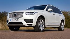 volvo xc90 t8 twin engine 2016 review by car magazine