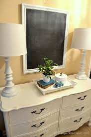 Desk Picture Frame How To Make A Diy Chalkboard From An Old Picture Frame