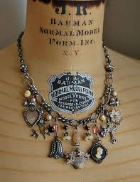 vintage style necklace images 345 best charms charm jewelry just charming images jpg