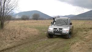 mitsubishi pajero 3 2 did rally extrem 4x4 youtube