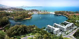 overlooking the blue lagoon phuket property investment