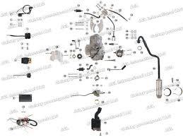kick start dirt bike wiring diagram kick wiring diagrams
