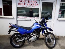 2002 yamaha xt600e blue 18 263 miles 600cc 4 stroke single