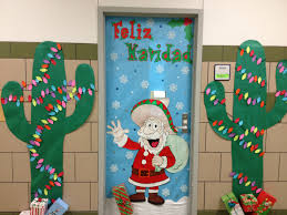 holiday door decorating contest christmas lights decoration