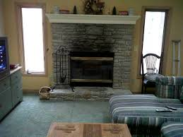 fireplace before stone rework designs antique mantels ledgestone