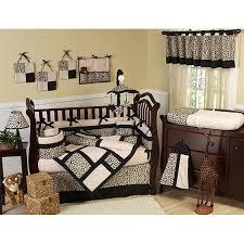 Safari Crib Bedding Set Sweet Jojo Designs Animal Safari 9 Crib Bedding Set Free