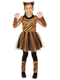 girls animal costumes kids animal halloween costume for girls