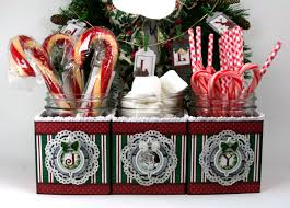 christmas party chocolate station jar cozies polly u0027s paper