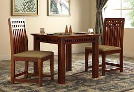 Two Seater Dining Table And Chairs 2 Seater Dining Table Buy Two Seater Dining Table Sets Upto 60