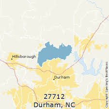 nc zip code map best places to live in durham zip 27712 carolina