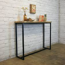 modern sofa table diy industrial sofa table furniture design ideas u0026 decors