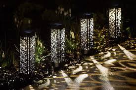 what is the best solar lighting for outside 50 gorgeous garden lighting ideas loveproperty