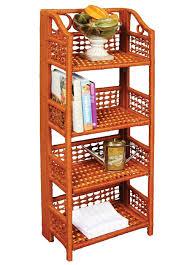 amazon com walterdrake wicker shelves kitchen u0026 dining