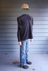 Realistic Halloween Costumes Men Halloween Costumes Twitter Invisible Man Costumes