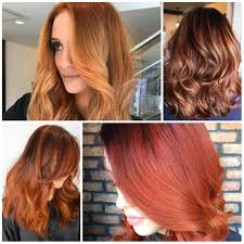 copper hair colors for 2017 u2013 best hair color ideas u0026 trends in